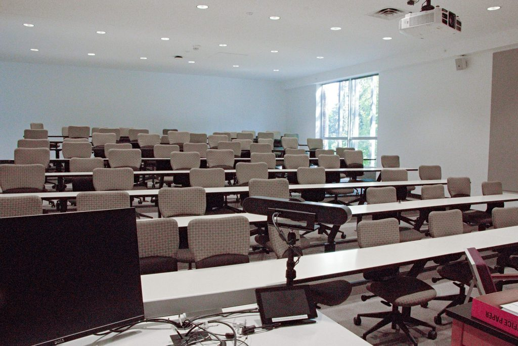 Olin 141 Faculty View
