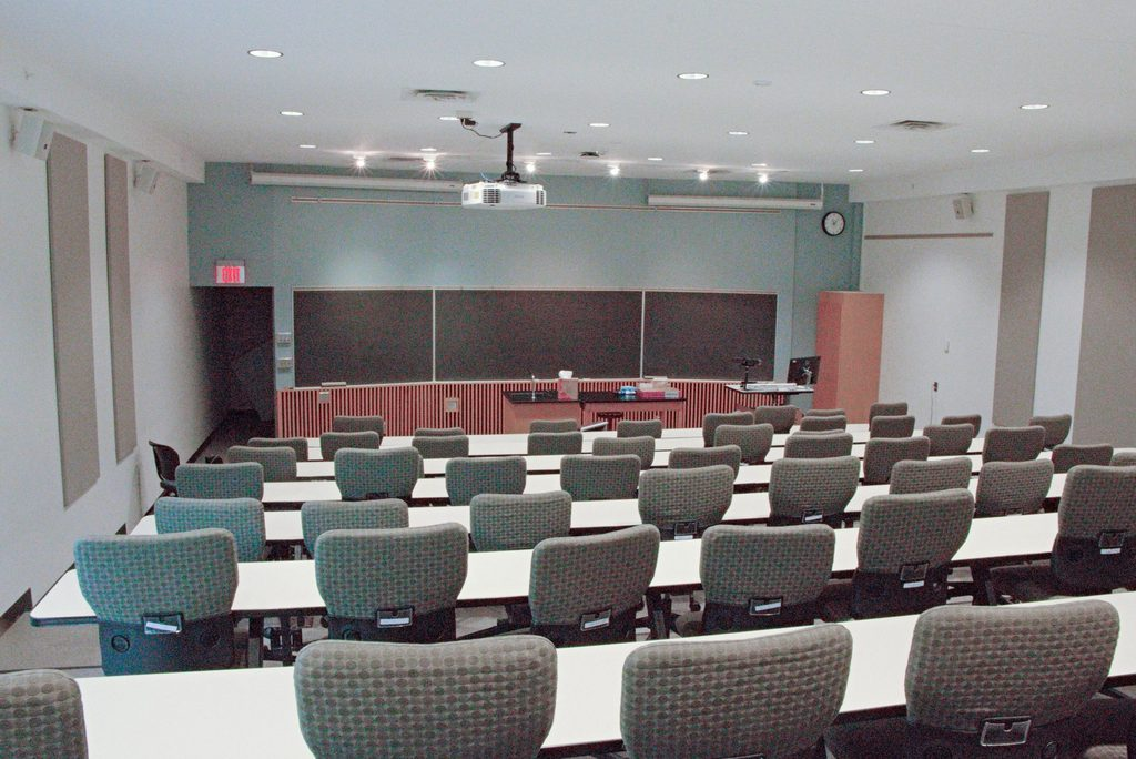 Olin 141 Student View