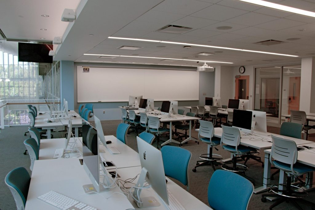 Olin 310 Student View