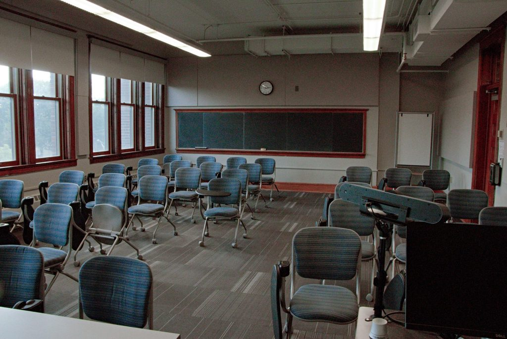 WCC 230 Faculty View