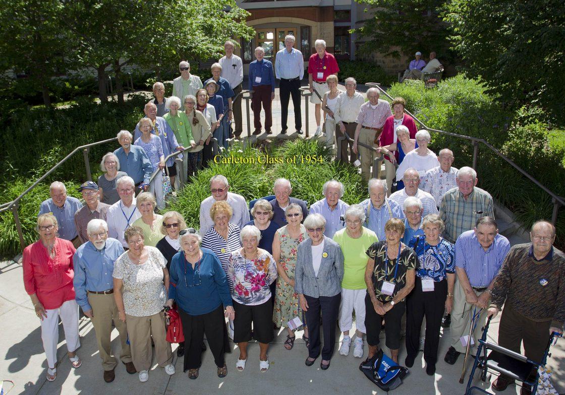 Class of 1954 60th Class Reunion photo