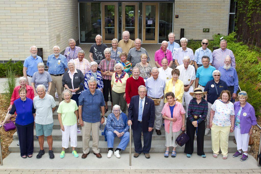 Class of 1955 60th Reunion