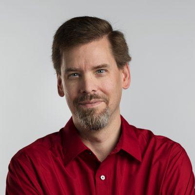 Photo of Eric Egge