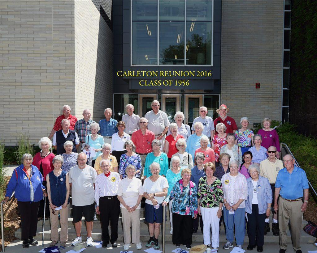 Class of 1956 Reunion 2016