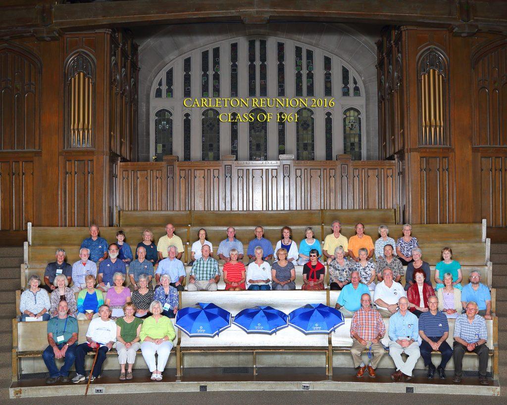 Class of 1961 Reunion 2016
