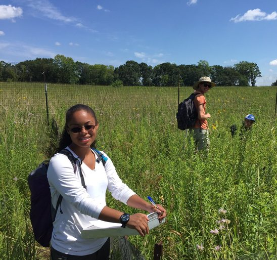 Field Biology in the Arb