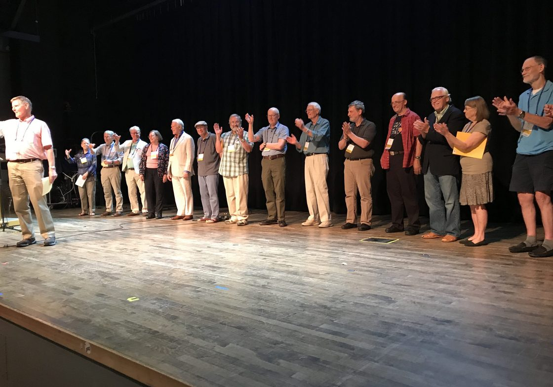 Alumni Award Recipients Group Photo