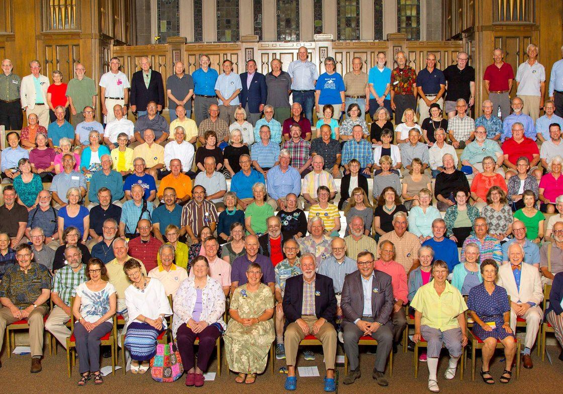 Class of 1967, Reunion 2017