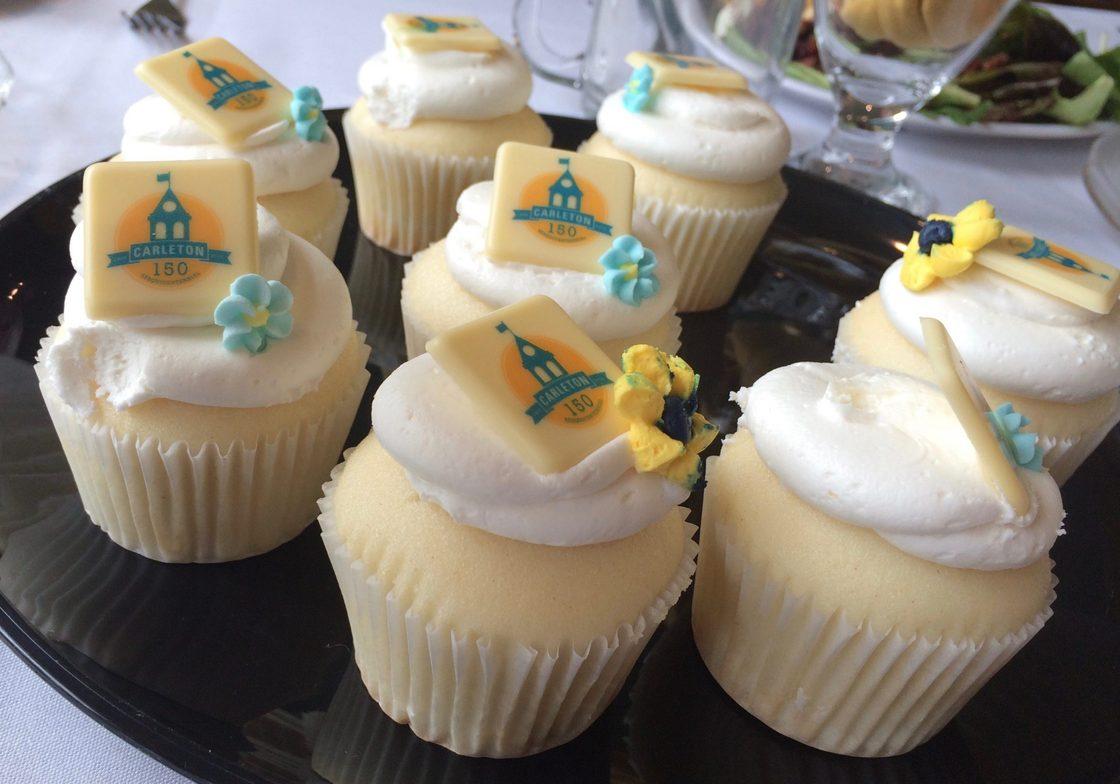 Sesquicentennial Cupcakes