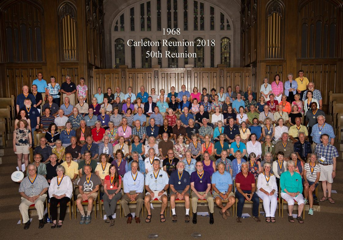 50th Reunion Full Group Picture