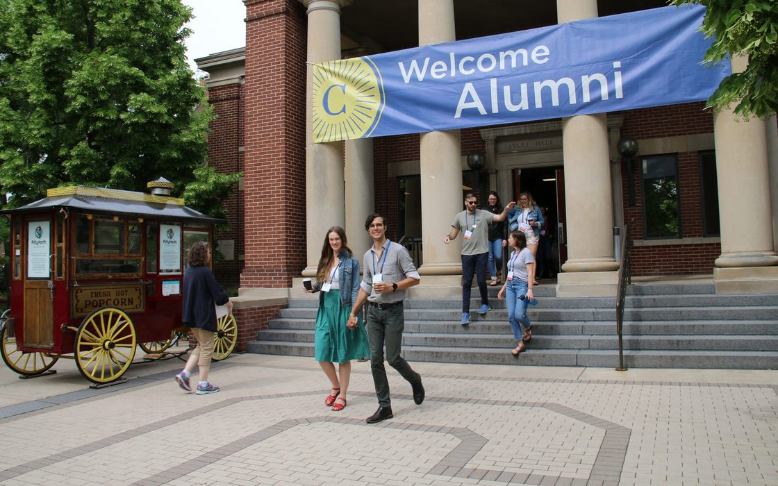 See Photos from Reunion 2019