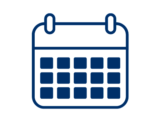 monthly calendar view icon