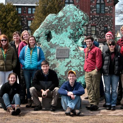 Upper Peninsula Michigan Field Trip, Spring 2013