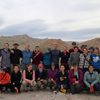 Structural Geology Trip to Painted Canyon, Winter 2017
