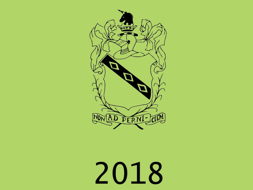 2018 Chemistry Annual Report