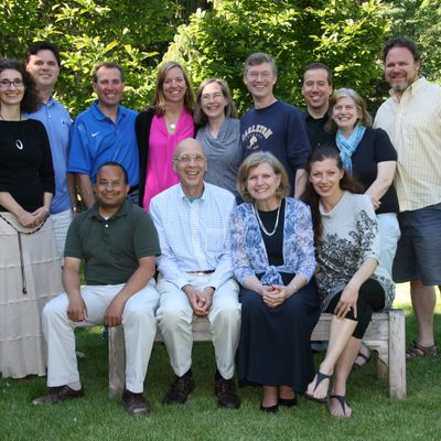 Retirement Party Hosted by the 1992 Cambridge group