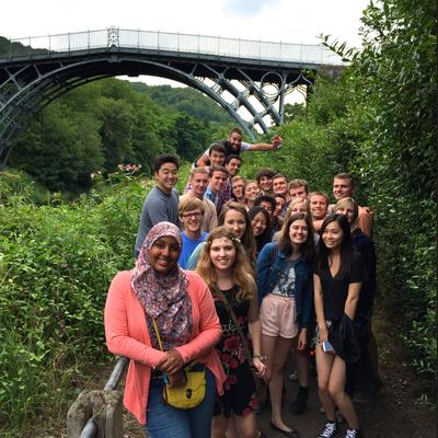 2015 Cambridge Program Group Photo