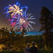 Reunion Fireworks