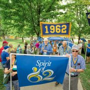 Class of 1962 at their 50th Reunion