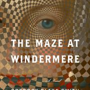 Book cover: The Maze at Windermere
