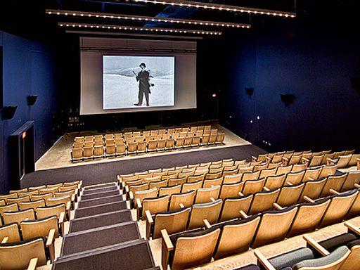 Cinema in the Weitz Center for Creativity