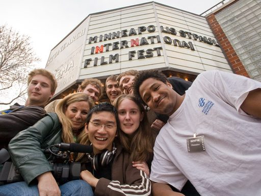 CAMS students show film at Minneapolis International Film Fest.