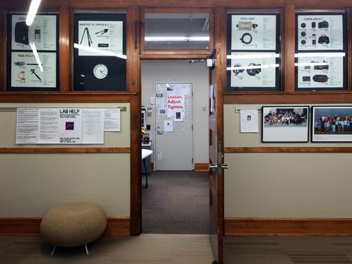 The CAMS Production office, Weitz 139