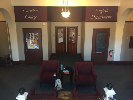 second laird english department