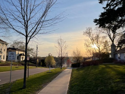 street view in northfield